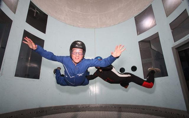 Indoor Skydive for Two at Twinwoods 1