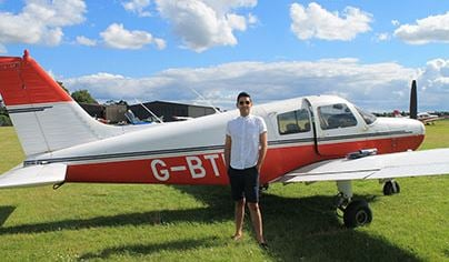 Insight to Becoming an Aeroplane Pilot For TWO 1
