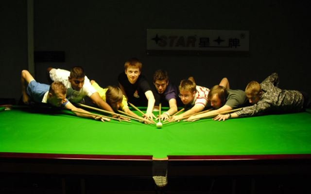 Learn to Play Snooker 1