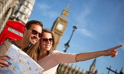 London City Break with Attraction Entrance and Afternoon Tea for Two 1