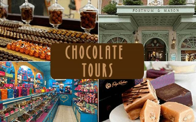 London VIP Chocolate Tour for Two 1