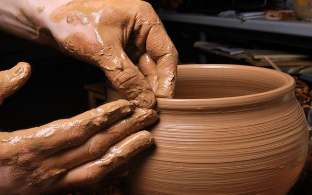 Pottery Taster Session for Two Adults 1