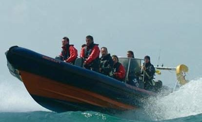 Powerboat Taster 1