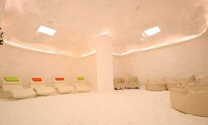 Salt Cave Experience for Two Adults 1