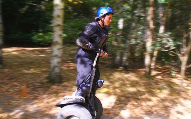 Segway Rally Adventure for Two 1