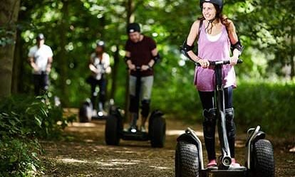 Segway Thrill for Two 1
