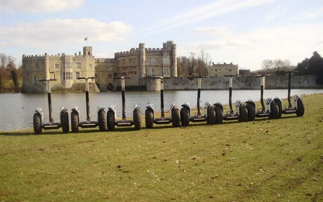 Segway Tour of Leeds Castle for Two 1