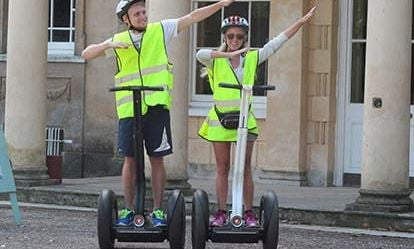 Segway Tour of Upton Country Park for Two 1