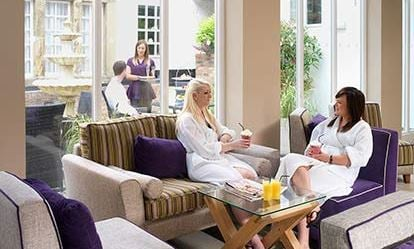 Spa day with Afternoon Tea at the Grange Spa 1