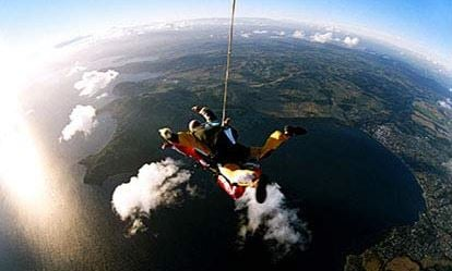 Tandem Skydive Experience 1