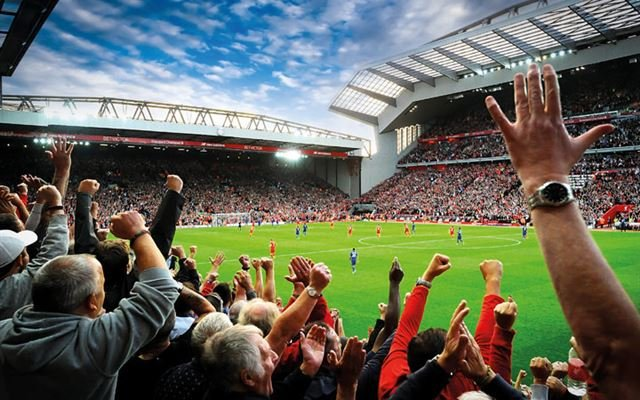 The Anfield Experience for Two 1