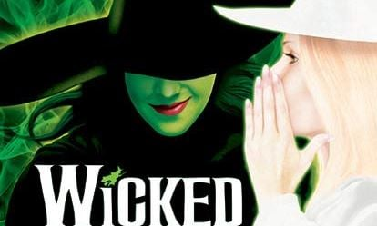Tickets to Wicked and a Meal for Two 1