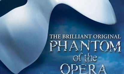Top Price Tickets to Phantom of the Opera and a Meal for Two 1