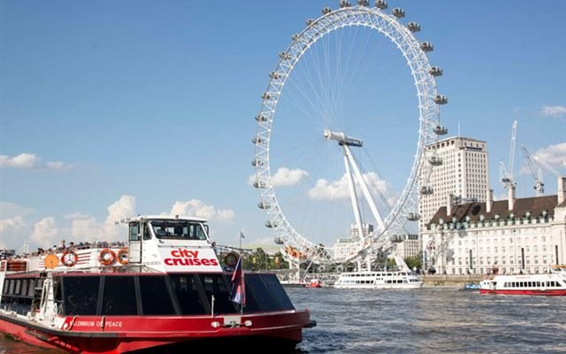 Tower Bridge Exhibition with Afternoon Tea and River Cruise for Two 1