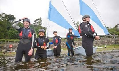 Two Day RYA Sailing Level One Course 1