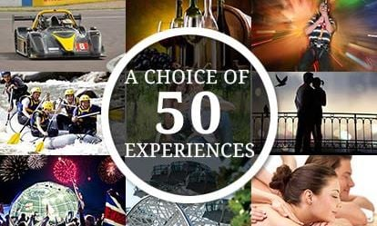 Ultimate Choice for Couples - Gift Experience Voucher 1