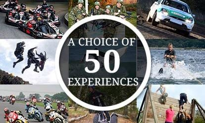 Ultimate Choice for Thrills - Gift Experience Voucher 1