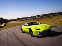 Vantage Silverstone Driving Experiences