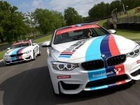 M4 GTP Coupe Driving Experiences