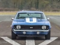 Camaro SS Driving Experiences