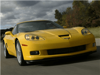 Z06 Driving Experiences