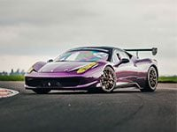 458 Challenge Driving Experiences