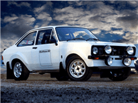 Escort RS2000 Driving Experiences