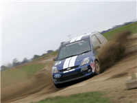 Fiesta ST Rally Driving Experiences