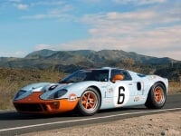 GT 40 Driving Experiences