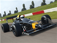 Tyrell F1 Driving Experiences