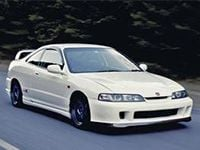 Integra DC2 Type R Driving Experiences