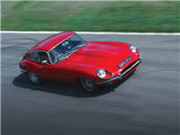 E-Type Driving Experiences