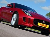 F-Type V6 S Driving Experiences