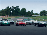 Le Mans D-Type Driving Experiences