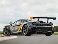 MP4-12C GT3 Driving Experiences