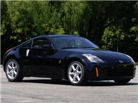 350Z Driving Experiences