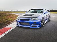 R34 Skyline Driving Experiences