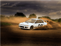 Impreza Rally Driving Experiences