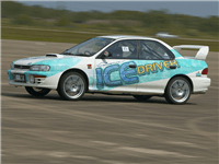 Impreza Type RA SC350 Driving Experiences