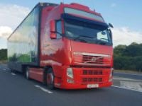 Volvo FH460 Driving Experiences