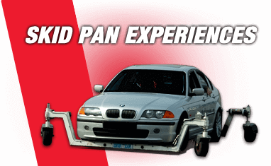 Skid Pan Experiences