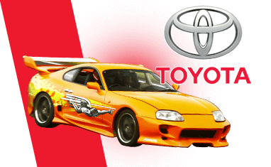 Toyota Driving Experiences