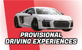 Provisional Licence Driving Experiences