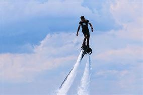 Jet Skiing and Fly Boarding Experience Days