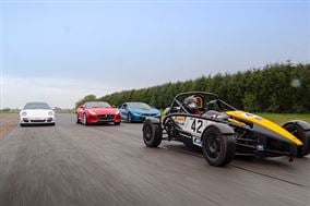 East Fortune Race Circuit Driving Experiences
