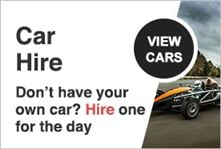 Hire a Trackday Car