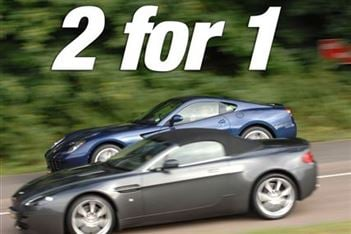 2 For 1 Supercar Driving Special Offers