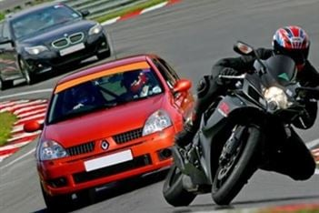 Gift Vouchers For Trackday Tuition Car and Bike Rental