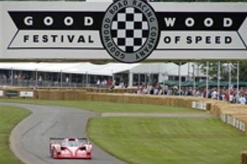 Competition winner has terrific day at FoS