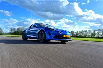 Alpine and Lotus collaborate on new EV sports car